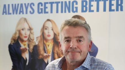 Ryanair Recognises Pilots, Still Won't Recognise Passengers