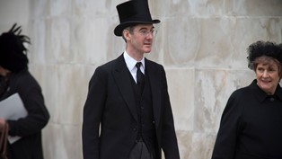 Bojo's 'Hitler Olympics' Claim, Prompted By Fear Of Rees-Mogg's 'Dickensian Landlord' Appeal