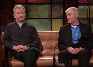 RTE's Perfect 'Lovely Bottoms' Moment