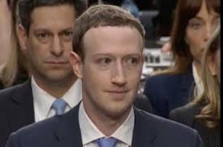 "Zuckerberg: ""It Was Like That When I Got Here""."