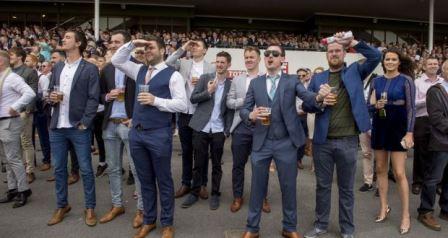 Gov Urges Public To Enjoy Orgy Of Drinking & Gambling, Responsibly
