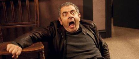 'Awful' Irishman Makes Mr. Bean Cry
