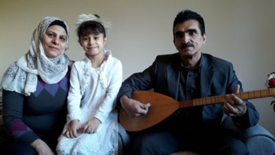 Syrian Man Uses Music To Overcome Challenge Of Living In Leitrim