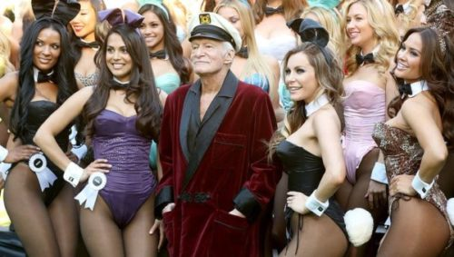 Playboy Mansion Haunted By Ghost Of Heffner's Last Erection