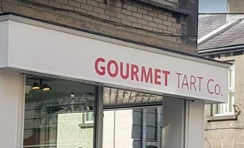 Postman Still Calling It The Gurmet Tart Co