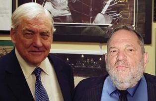 Harvey Weinstein To Write Trump Biography