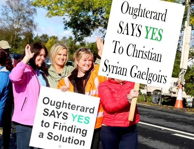 Oughterard Campaign To Improve Asylum System Fails