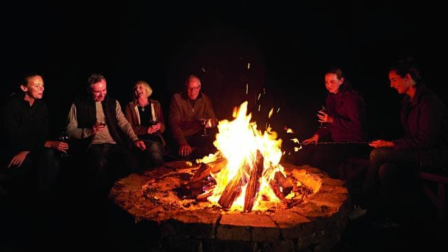 Not A Good Idea To Light A Campfire To Pray For Rain, Australians Told.