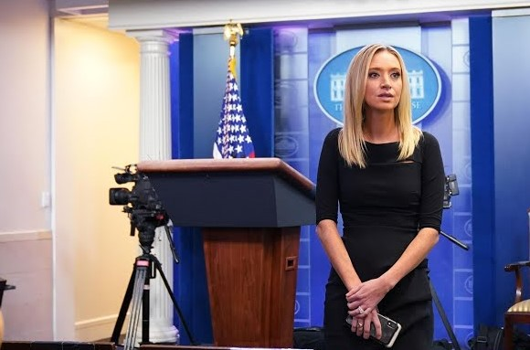 New Press Secretary Caught Lying On First Day