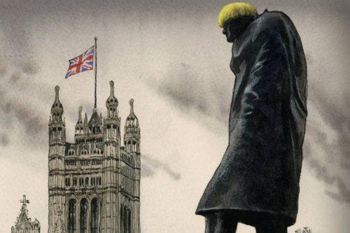 Boris Killed Londoners Faster Than Hitler