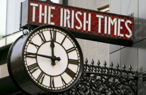 Stephen Collins Accuses Newton Emerson Of Being 'Soft On Sinn Féin'