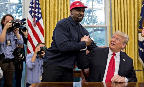 Committee Set Up To Establish Which Part Of Ireland Kanye West's Ancestors Come From. Just In Case, Like?
