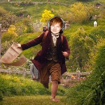 Ed Sheeran Announces Arrival Of First Hobbit Born In Captivity