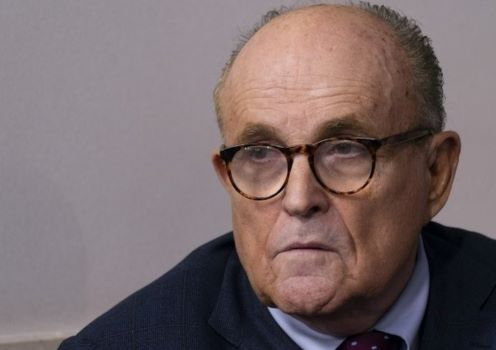 Giuliani Calls Narnia For Trump