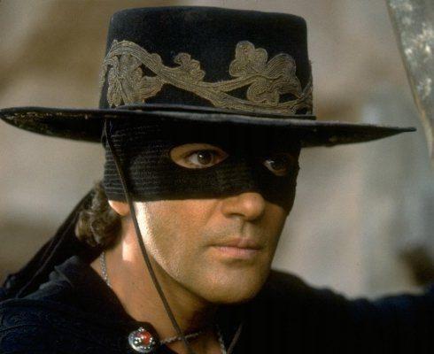 Varadkar Appears In Zorro Costume For Dáil Statement