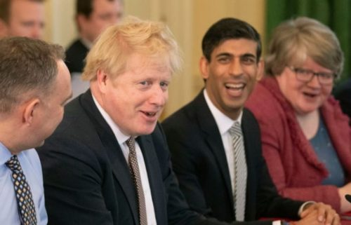 And Then I Told The NHS It Was The Best We Could Do!