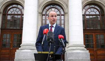 Martin Blames Housing Crisis On Cyber Attack