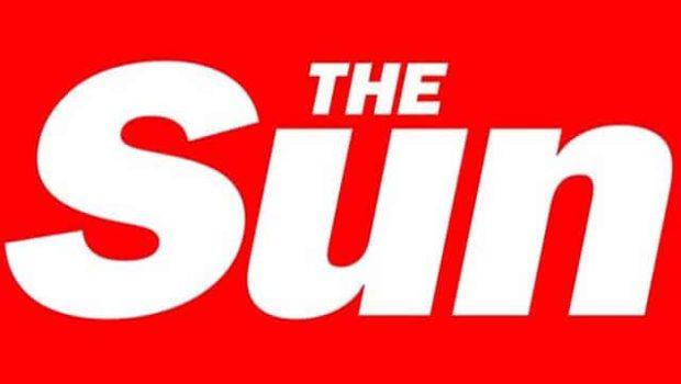 logo of the sun newspaper