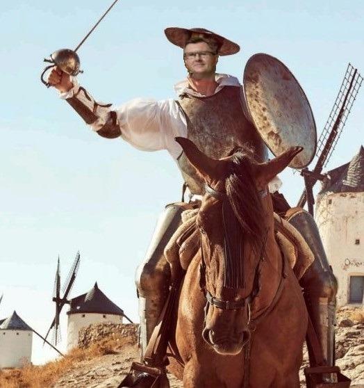 The Ballad Of Brave Sir Jeffrey